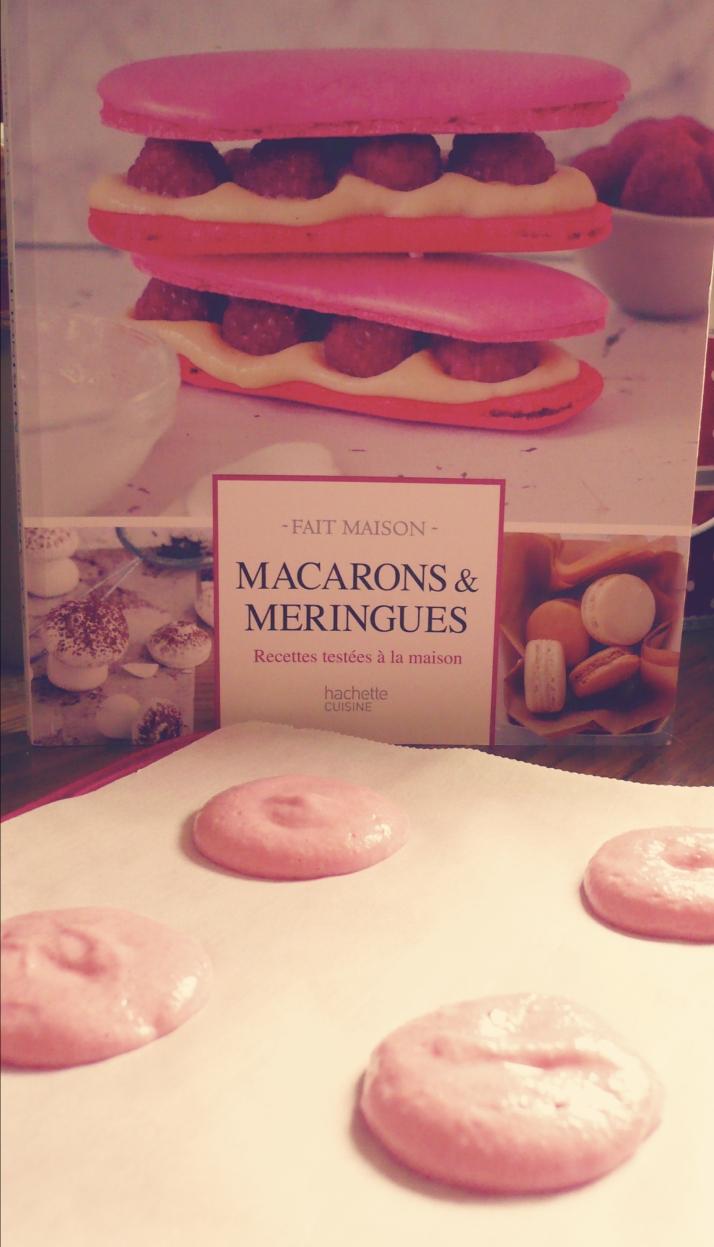 macarons livre recettes Hachette cuisine fraise Macarons et meringue.jpg